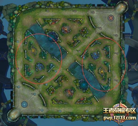 王者荣耀荣耀峡谷怎么玩 新地图荣耀峡谷改动解读攻略