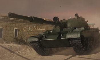 《装甲战争》首测评测:一流的画面,更强的临场感