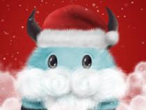 圣诞节同人秀:圣诞老人魄罗最萌了!