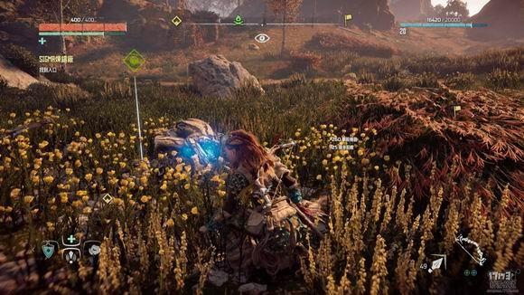 PS4地平线零之曙光