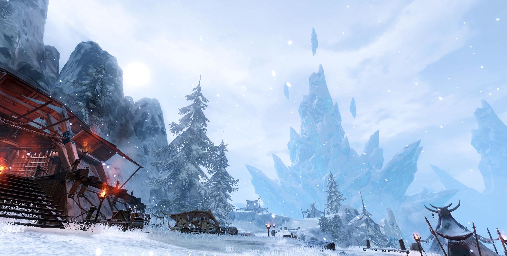 图7:雪山副本场景截图.png