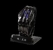 炙焰(炙焰二代)LED合金手表