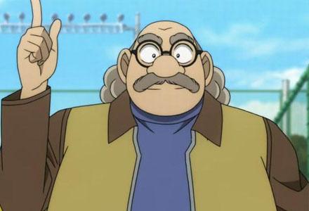 """10位动漫界""""超人气爷爷"""" 你最喜欢谁?"""