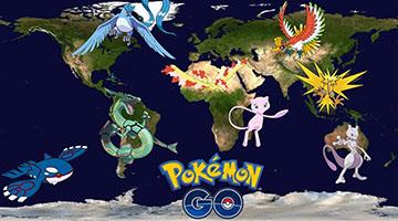 Pokemon go抓精灵时变白屏怎么办 精灵宝可梦GO白屏怎么办