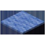 淡蓝色地毯