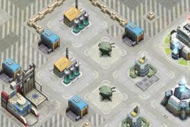 敢达前线指挥官2级保护资源阵型(内置炮塔版)
