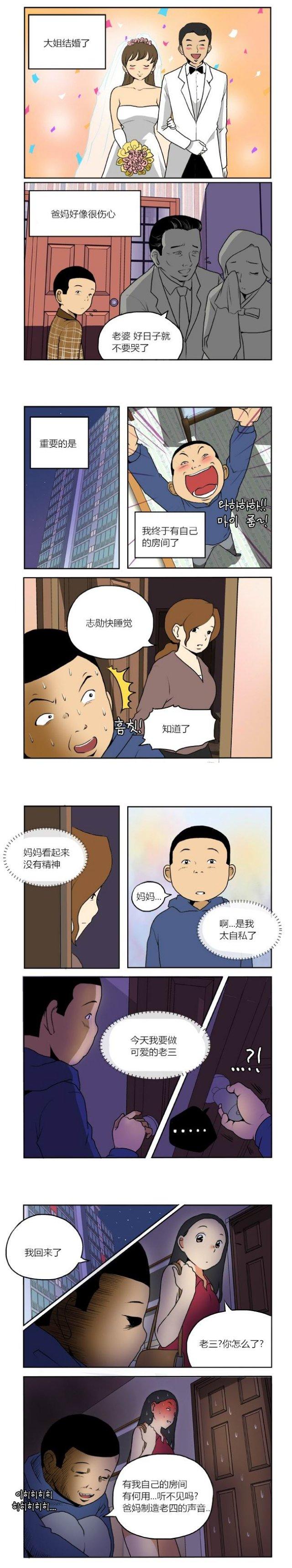 邪恶漫画|训练的成果 我的房间 雪人的回忆 深夜 h漫画 图3
