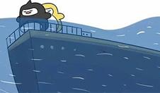 穿越火线搞笑漫画 友谊的小船会翻吗