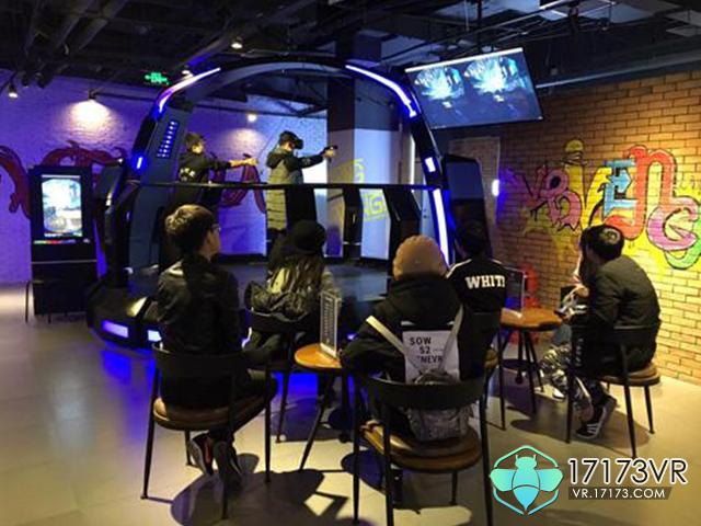 大空间多人互动技术有望破解VR体验馆困局