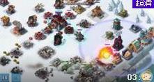 海岛奇兵玩家三雕轻松破5闪5激光中阵视频