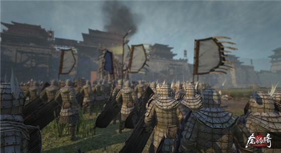 《虎豹骑》是一款拟真类的古代战争网游,因此古代战争中出现过的战术均可在游戏中直接运用。兵家文化深厚渊博,如何从多种多样的兵法中摸索出高效的战术,这就需要玩家们在战斗中不断地挖掘了。
