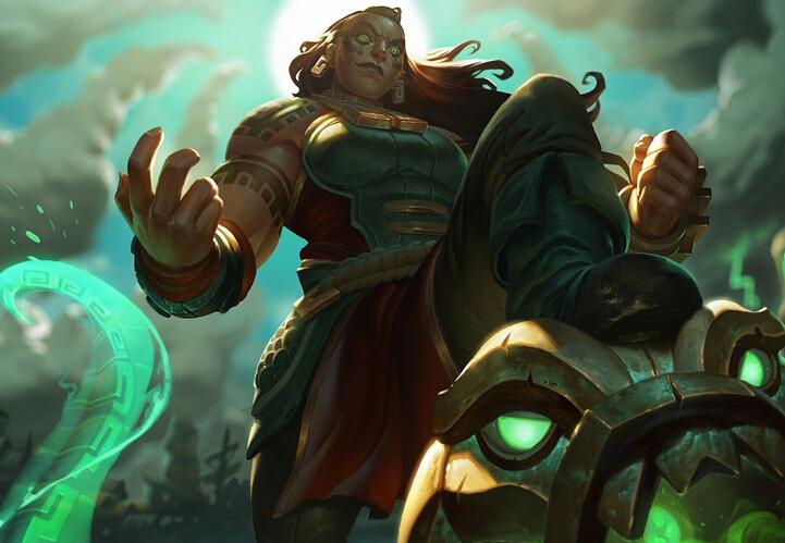正文  大部分英雄都是用剑枪魔法或是其他东西来武装自己,但俄洛伊给