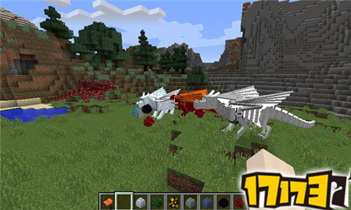 我的世界龙骑士_我的世界1.9.4 龙骑士mod下载 1.9.4mod下载