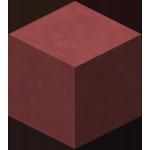 粉红色染色粘土