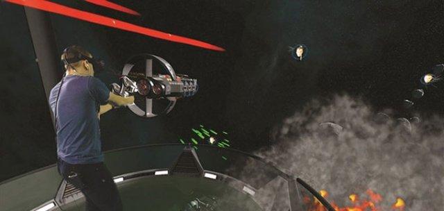 超快手速狂打飞机 VR新游《无人机猎手VR》