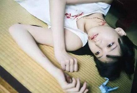 """日本美少女众筹,拍自己""""尸体""""的写真集"""