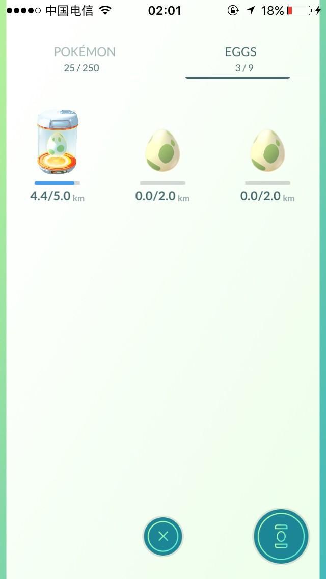 Pokemon GO精灵宝可梦GO锁区地方可以孵蛋吗