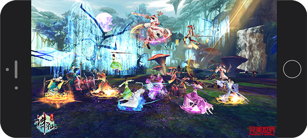 图片: 图6:《诛仙手游》全新上古天晶争夺战跨服PK血战八荒.jpg