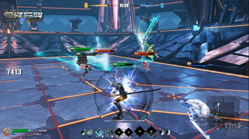 图9:《最终兵器》3V3死斗模式:击杀对手次数多获胜.jpg