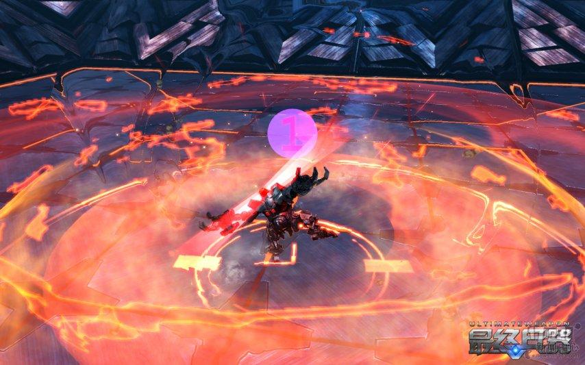 图8:《最终兵器》炸弹狂人自爆技能展现.jpg