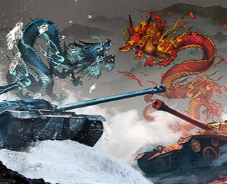 坦克世界手游 网易代理坦克世界闪击战登陆国服!
