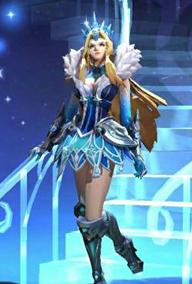 雅典娜-冰冠女神