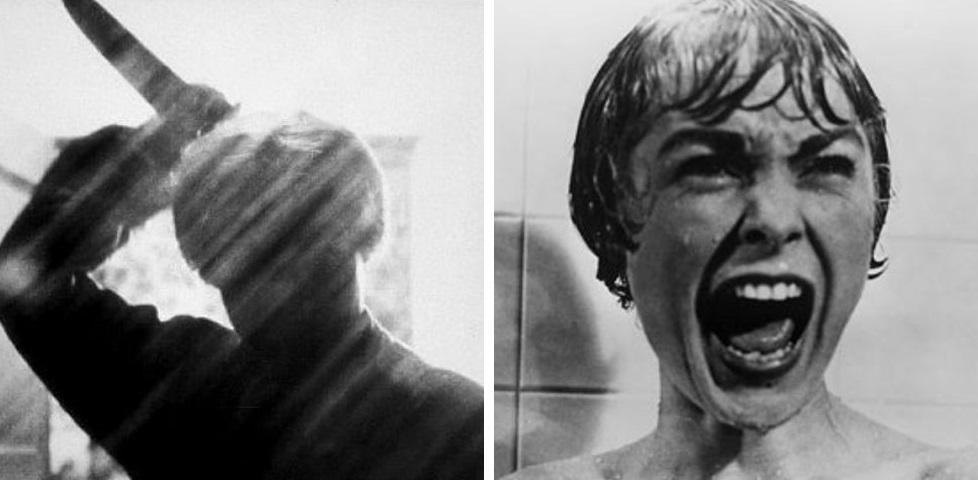 惊魂记 (Psycho)》之所以以黑白片的格式上映,是 ...