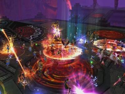 极致的即时画面,《天之禁》游戏截图欣赏。