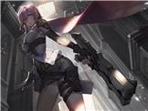 《最终幻想13:雷霆归来》高清壁纸