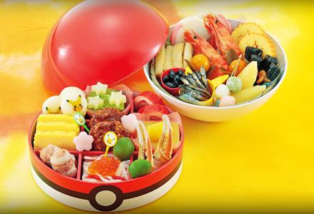 用精灵球抓住大家的胃 《精灵宝可梦》精灵球造型年节菜套餐预售中