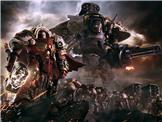《戰錘40K:戰爭黎明3》原畫