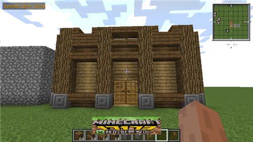 > 我的世界怎么搭建火柴盒 秒变火柴盒大神   墙面装饰是指在建筑已经