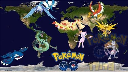 Pokemon GO精灵宝可梦GO中国新增解锁地区