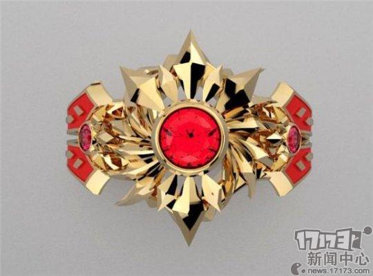 名叫xplo85的珠宝设计师