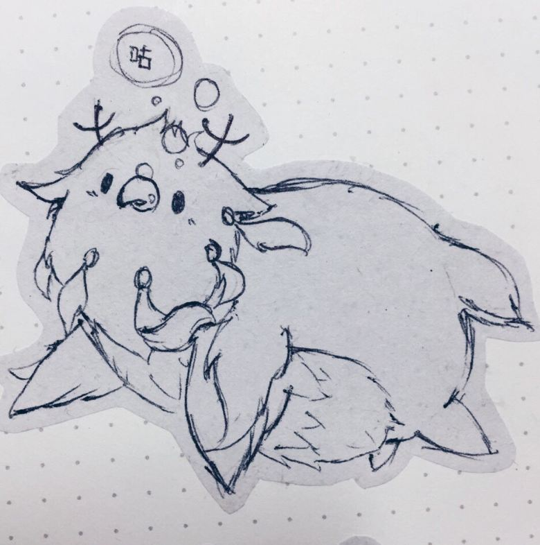 魔兽世界(new) > 资讯 > 原创作品:玩家手绘咕咕表情包 一只接一只!