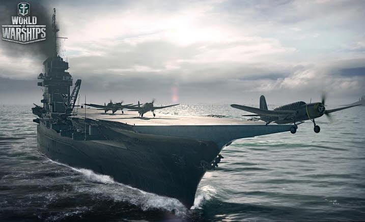 战舰世界x级航母教学 如何对抗制空航母