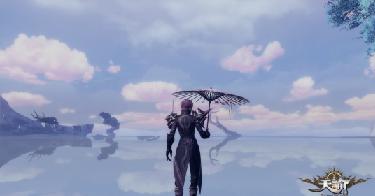 孤独也是种奇妙感受 一个人浏览天谕风景