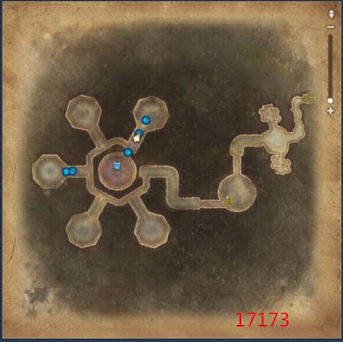 黑龙教地下监狱攻略地图