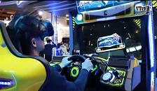 街机与VR结合 赛车游戏《火线狂飙VR》