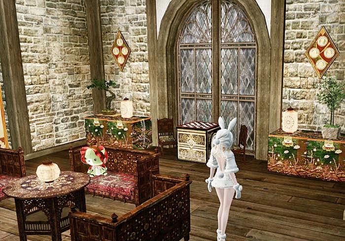 上古漂亮房屋家具多图欣赏