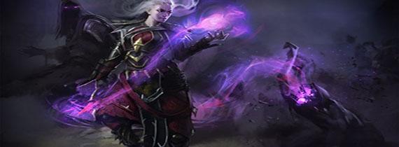 《无冬Online》掌控狱焰与灵魂 灾祸术士