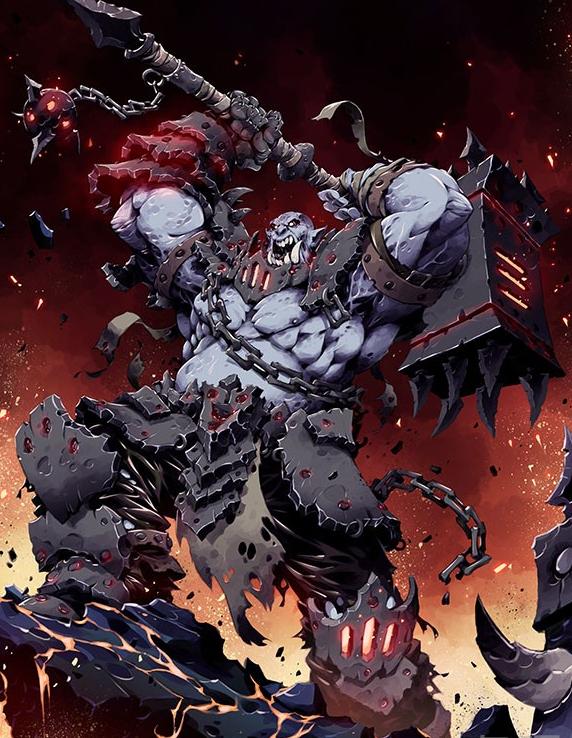 魔兽世界七雄壁纸