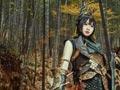 剑网三COS美图欣赏 朔月苍萝萌萌哒