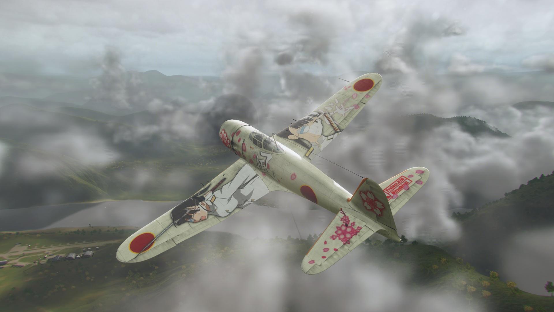 战机世界烈风心得 坑飞机也能打出好战绩