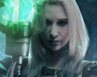 我的魔法会撕碎你:国外女玩家精致的吉安娜cosplay