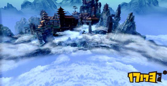 南诏皇宫之风景探险 带你体验世外仙境
