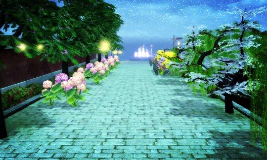 风景党:倩女2家园美丽景观分享(上)