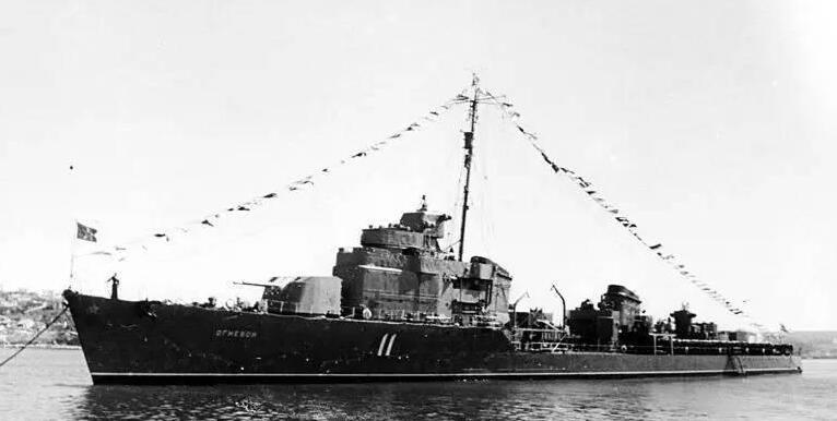 她战时未立寸功 却引领苏联海军步入冷战铁幕