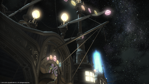 最终幻想14 阿尔法英雄榜图片