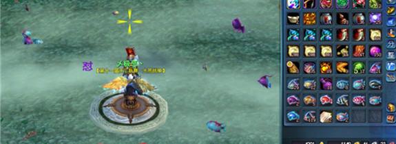 教你南海捕鱼之火服三线服不同捕鱼方法